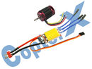 CopterX450 Brushless-Set: Motor und Regler