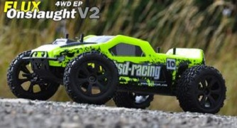Flux Onslaught Truck 4wd 1/10